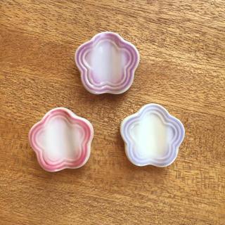 ルクルーゼ(LE CREUSET)の☆専用☆ ルクルーゼ ブーケコレクション カトラリーレスト 3個セット 箸置き(食器)