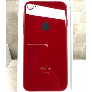 Apple - iPhone8 64g RED SIMフリー 美品