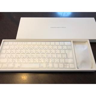 アップル(Apple)のApple Magic mouse 2 & Magic keyboard jis(PC周辺機器)