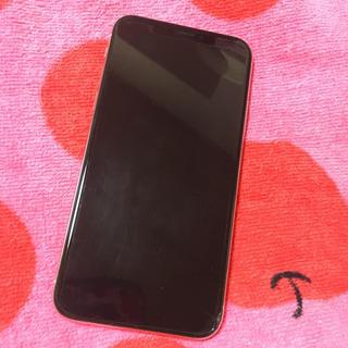 Apple - SoftBank iPhoneX シルバー