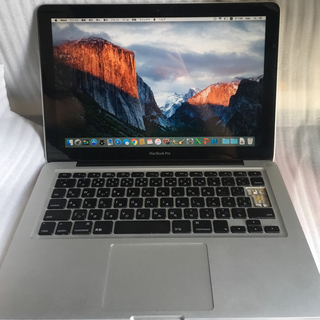 Apple - MacBook Pro office2011 メモリ6gb