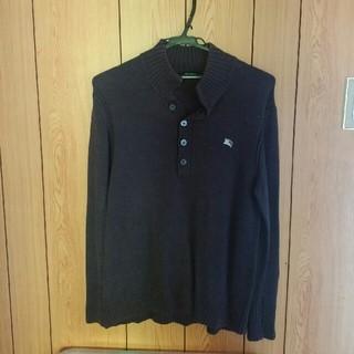 バーバリーブラックレーベル(BURBERRY BLACK LABEL)のバーバリーブラックレーベル サイズ2(ニット/セーター)