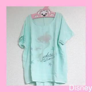 Disney - 【 Disney 】 ディズニー リトルマーメイド アリエル トップス Tシャツ