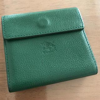 IL BISONTE - イルビゾンテ折財布