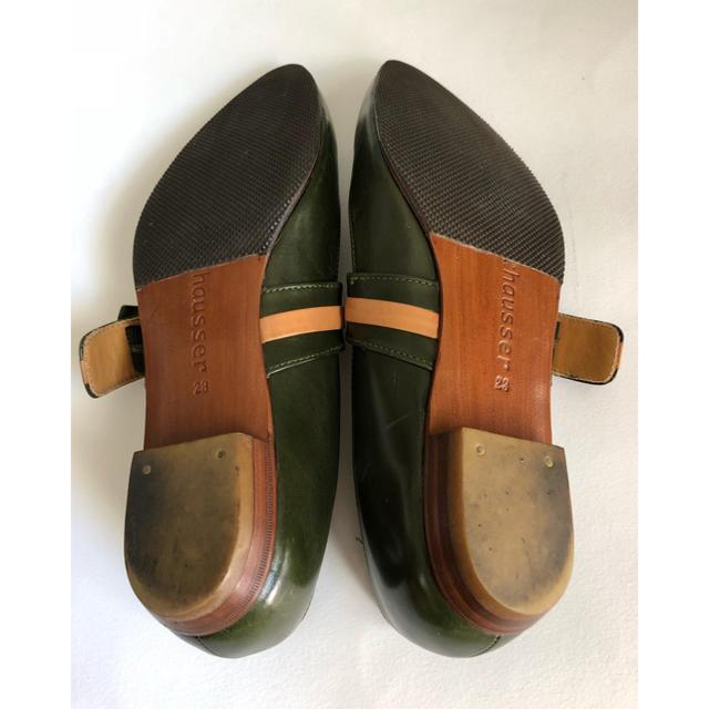 chausser(ショセ)のchausser ショセ パンプス レディースの靴/シューズ(ローファー/革靴)の商品写真
