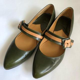 ショセ(chausser)のchausser ショセ パンプス(ローファー/革靴)