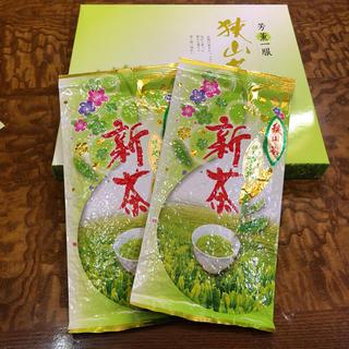脊山茶 煎茶 100g2袋(茶)