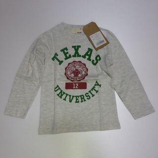 SHISKY キッズ ロングTシャツ サイズ110 新品(Tシャツ/カットソー)