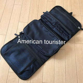 アメリカンツーリスター(American Touristor)のAmerican tourister トラベルポーチ 小物ケース(旅行用品)