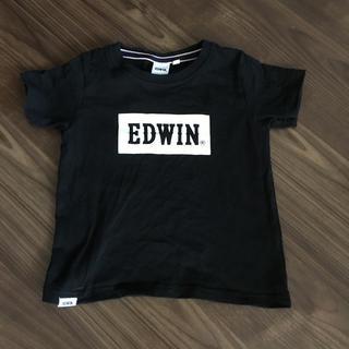 エドウィン(EDWIN)のEDWIN 半袖 Tシャツ 100(Tシャツ/カットソー)