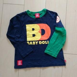 バーバリー(BURBERRY)の★BABYDOLL長袖ティシャツ★(Tシャツ/カットソー)