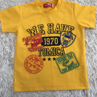 トミカTシャツ 110cm(Tシャツ/カットソー)