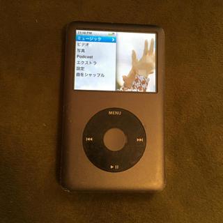 Apple - iPod classic 120G  中古品