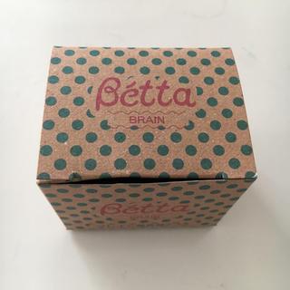 ベッタ(VETTA)のベッタ 哺乳瓶 ブレイン 替乳首 クロスカット 1個(哺乳ビン用乳首)