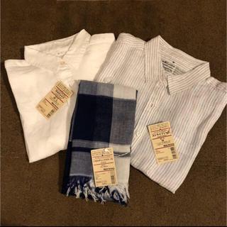ムジルシリョウヒン(MUJI (無印良品))の無印良品 衣類3点セット(シャツ/ブラウス(長袖/七分))