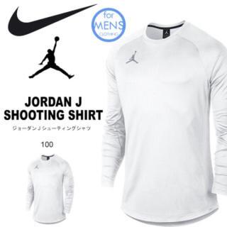 ナイキ(NIKE)の新品★NIKE Jordan ナイキ ジョーダン 長袖 Tシャツ (US)L(Tシャツ/カットソー(七分/長袖))