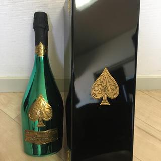 ドンペリニヨン(Dom Pérignon)のARMAND DE BRIGNAC アルマンドブリニャックマスターズエディション(シャンパン/スパークリングワイン)