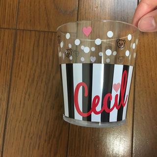 セシルマクビー(CECIL McBEE)のセシルマクビー コップ(グラス/カップ)