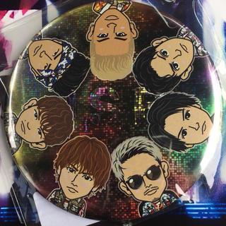三代目 J Soul Brothers - 三代目100mm缶バッジ♡迷彩♡