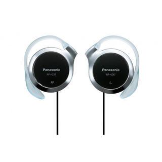 パナソニック オープン型オンイヤーヘッドホン 耳掛け式 ブラック RP-HZ47