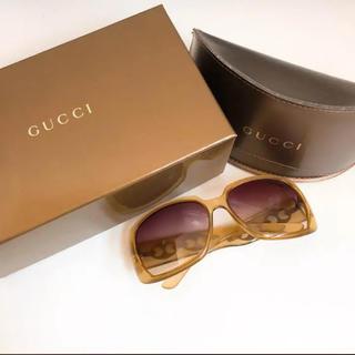 グッチ(Gucci)のGUCCI サングラス  おまけPRADAケース(サングラス/メガネ)