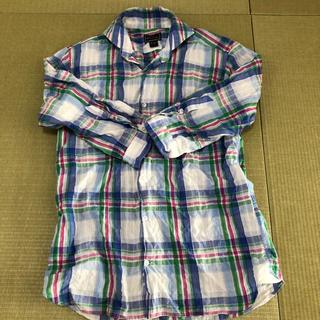 オリアン(ORIAN)のORIAN チェックシャツ(シャツ)