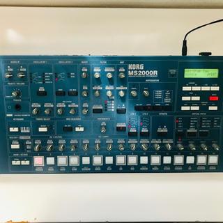 コルグ(KORG)のKORG MS2000R(音源モジュール)