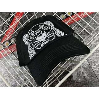 ケンゾー(KENZO)の数量限定★未使用品★KENZO◆ブラック野球帽 01(その他)