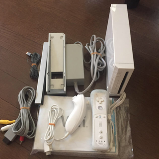 Wii - Wii 本体のみです