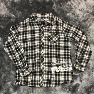 インパラ(IMPALA)のIMPALA チェックネルシャツ  L(シャツ)