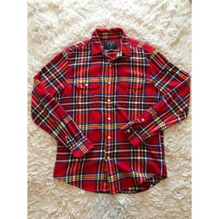 アメリカンイーグル(American Eagle)のアメリカンイーグル チェック柄シャツ ネルシャツ(シャツ)