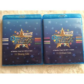 バンダイナムコエンターテインメント(BANDAI NAMCO Entertainment)のTHE IDOLM@STER SideM 2nd LIVE Blu-ray(ミュージック)