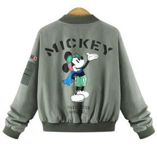 ディズニー(Disney)のミッキー ブルゾン (ブルゾン)