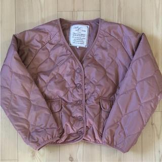 シマムラ(しまむら)のキルティングジャケット コート(ブルゾン)