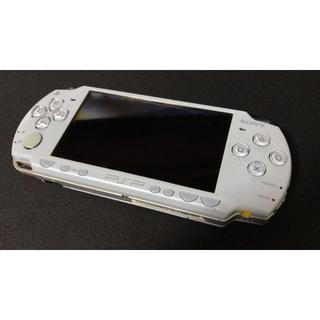 プレイステーションポータブル(PlayStation Portable)のPSP2000 ジャンク バッテリー付き(携帯用ゲーム本体)