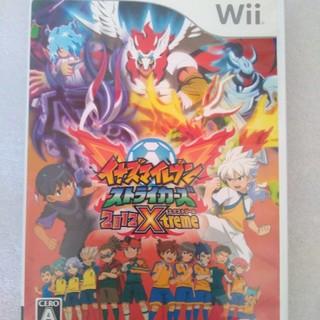 ウィー(Wii)のWiiソフト イナズマイレブン ストライカーズ 2012 エクストリーム(家庭用ゲームソフト)