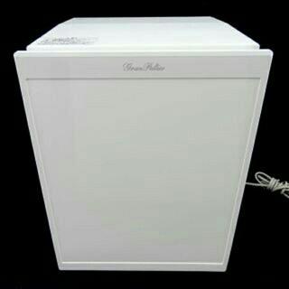 ミツビシ(三菱)の冷蔵庫 1ドア  グランペルチェ ホテル 寮 子供部屋 ホワイト(冷蔵庫)