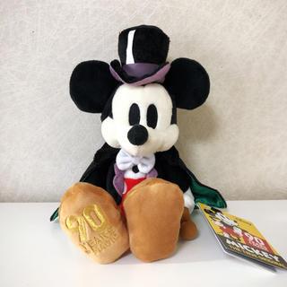 Disney - ディズニーストア ミッキー ぬいぐるみ ミッキーの魔術師 90周年