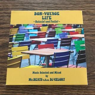 Mr.BEATS aka DJ CELORY / BON-VOYAGE LIFE(R&B/ソウル)