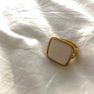 フラワー(flower)の❁ Vintage rétro antique Ring(リング(指輪))