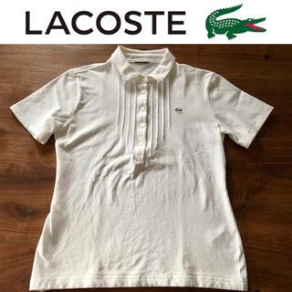 ラコステ(LACOSTE)のmagum様優先...♪*゚※超美品※正規品【LACOSTE】ポロシャツ L(ポロシャツ)