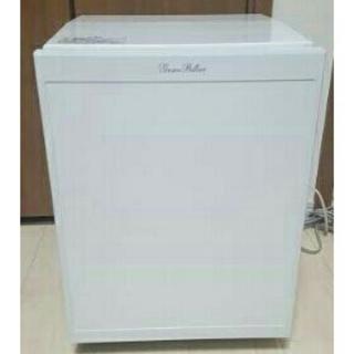 ミツビシ(三菱)のホテル 寮 子供部屋 小型冷蔵庫 グランペルチェ ホワイト(冷蔵庫)