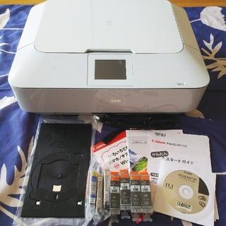 キヤノン(Canon)のジャンク品★Canon プリンター MG7130 ホワイト(PC周辺機器)