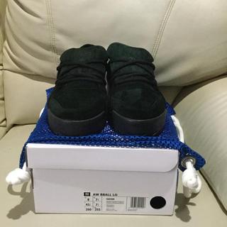 アレキサンダーワン(Alexander Wang)の新品Adidas アディダス Alexander wang アレキサンダーワン(スニーカー)