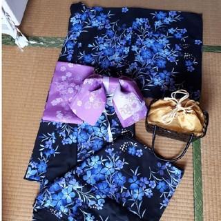 しまむら - 浴衣 フルセット