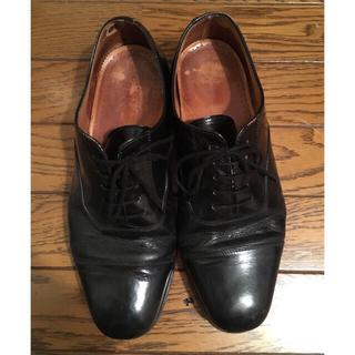オールデン(Alden)のヴィンテージ 革靴 アメリカ製 8(ドレス/ビジネス)
