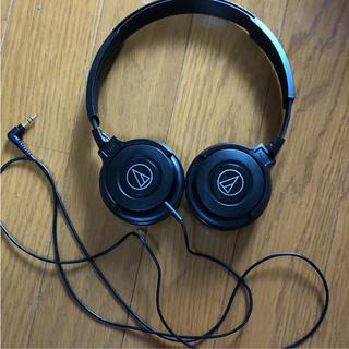 オーディオテクニカ(audio-technica)の【送料込】 オーディオテクニカ ヘッドホン(ヘッドフォン/イヤフォン)