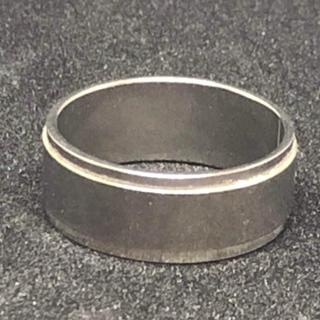 【値下げ】st.105 ステンレスファッションリング(リング(指輪))