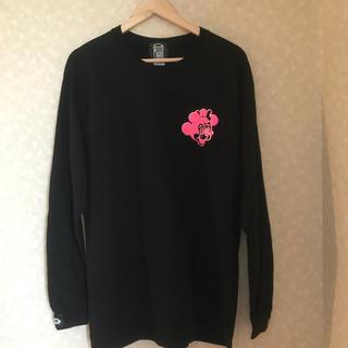 リベルタス(REBERTAS)のBLACK BRAIN I.L.Y.F L/S Tee(Tシャツ/カットソー(七分/長袖))