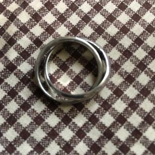 クミキョク(kumikyoku(組曲))の組曲 2連リング(リング(指輪))